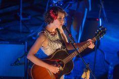 Ganadora del Grammy, artista Gaby Moreno conversaciones nuevo álbum, que juega en la ciudad de Nueva York ...