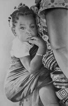"""""""Gli occhi della Speranza"""" www.daniaminottiart.com #contemporaryart #portrait #pastel #panpastel #picture #pencil #drawing #blackandwhite #graphite #draw #drawings #portraits #details #disegno #matite #biancoenero #ritratto #ritratti"""