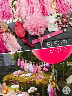 At P.S. XO we make it easy for you to relax and enjoy the party!