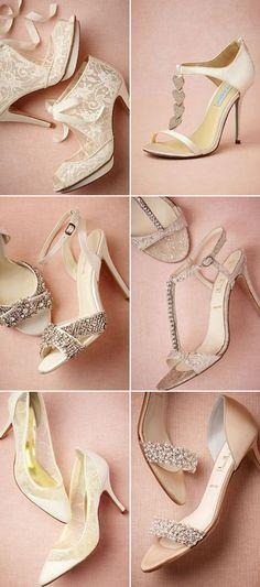 Wedding shoes by BHLDN