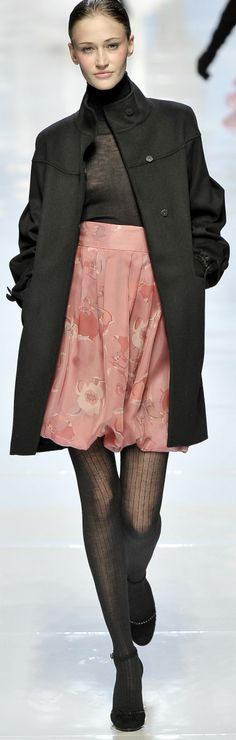 Blugirl Ready To Wear Autumn 2008   The House of Beccaria