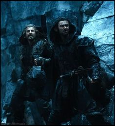 Fili & Kili - because I can't not pin a picture of them for more than a few days ❤