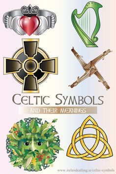 Ireland is an ancient country and has been home to several civilisations over thousands of years.  Some of the important symbols used by these ancient communities have come to be symbols of Ireland itself and mean a great deal to many people who are proud