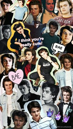 Joe Keery, Steve Harrington fondo de pantalla