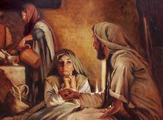 martha and mary in the bible | christ+teaching+martha+and+mary+anton+dorph.jpg