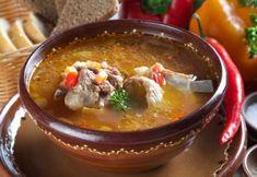 Reteta bunicilor - Cum prepari ciorba de miel Thai Red Curry, Carne, Chili, Cooking, Ethnic Recipes, Desserts, Soups, Honey, Essen