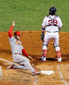 Matt Holliday. I'd let him steal anything he wants. Any time, I mean!