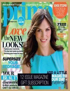 Prima - Magazine Gift Subscription   M&S