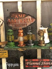 peppysis: Miniature Lantern Tutorial Modern Dollhouse Furniture, Fairy Furniture, Doll Furniture, Farm Crafts, Garden Crafts, Diy Crafts, Diy Dollhouse, Dollhouse Miniatures, Miniature Crafts