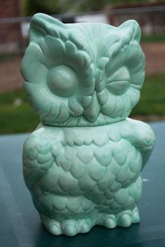 Adorable Owl Cookie Jar