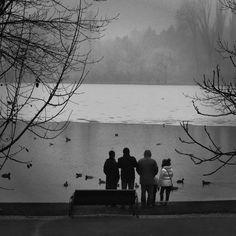 Charming Bucharest: Winter in Titan Artistic Photography, Romania, Monochrome, Charmed, Winter, Painting, Bucharest, Art Photography, Winter Time