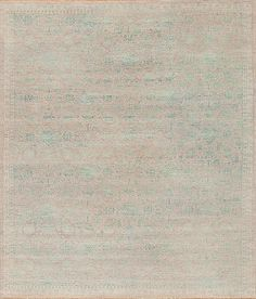Caspian - Yalama - Samad - Hand Made Carpets Green Rugs, Transitional Rugs, Home Rugs, Hand Spinning, Carpets, Blue Grey, Farmhouse Rugs, Spinning, Rugs