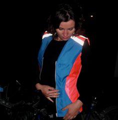 Bike with Weronika - Fashion Safety cycle vests.