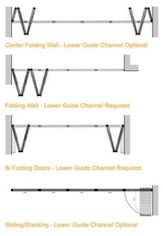 Folding Glass Wall System | Folding Walls | BiFolding Doors | Aluminum Bi Fold Doors | Folding Stacking Wall Doors