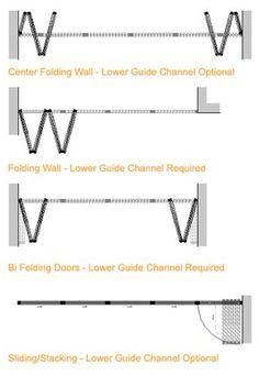 Folding Glass Wall System | Folding Walls | BiFolding Doors | Aluminum Bi Fold Doors | Folding Stacking Wall Doors