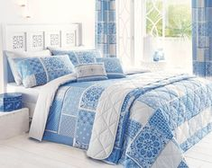 Available in duvet sets (single with 1 pillowcase, double and king size with 2 pillowcases). Machine washable Single duvet set only duvet set only and King duvet set only Bedding And Curtain Sets, Duvet Sets, Duvet Cover Sets, Curtains, Blue Duvet, Blue Bedding, Bedroom Chair, Blue Bedroom, Bedroom Decor