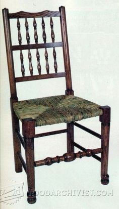 Seat Scooping Jig • WoodArchivist