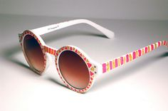 DIY Hand-painted Sunglasses