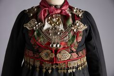 Gender Nonconforming, Costumes Around The World, Folk Costume, Ethnic Fashion, Old And New, Boho Chic, Collection, Embroidery, Jewelry