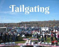 How about a #tailgating event for your next college program?  We have special #college menu pricing and incentives: https://www.clambakeco.com/college-menus