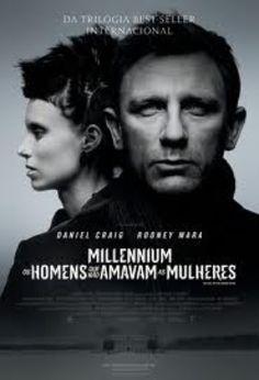 Millennium: Os Homens que Não Amavam as Mulheres - Poster / Capa / Cartaz - Oficial 1