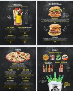 como diseñar una carta de restaurante con marketing gastronomico