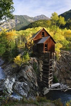 Abandoned Crystal Dead Horse Mill, #Colorado