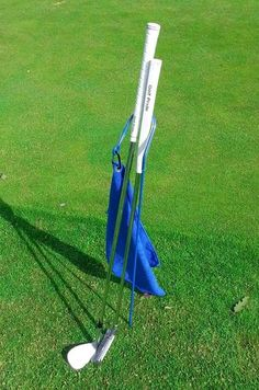 Putter Buddy, Blue, Clip on Towel, Free Shipping, $21.00