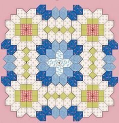 Patchwork quilting for beginners paper piecing Ideas Paper Piecing Patterns, Patchwork Patterns, Quilt Block Patterns, Quilt Blocks, Embroidery Patterns, Quilting Tutorials, Quilting Projects, Quilting Designs, English Paper Piecing