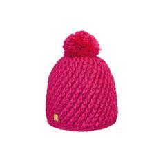 Bonnet Ice Fuschia #snow #ski #neige #Rmoutain sur @hatshowroom Votre Boutique Headwear !