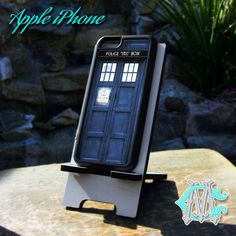 FREE SHIPPING! Doctor Who Tardis Police Call Box - iPhone 4/4s - 5/5s - 5c - 6 Case