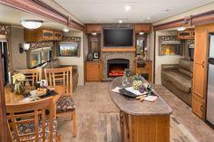 2015 Starcraft Autumn Ridge 346RESA Living Area