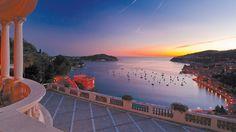Schijf van vijf: Materieel. Villefrance sur Mer waar ik graag vertoef is een ideale verblijfplaats in Europa. Een prettig klimaat en een mooie omgeving aan de zee. 5 jaar goal