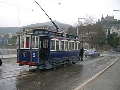 Banos San Sebastian.San Francisco Cable Car No 60 On California St Tan