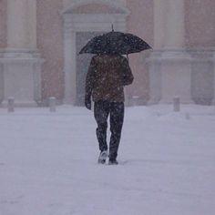 Brrrr !!!!! February in Carpi !
