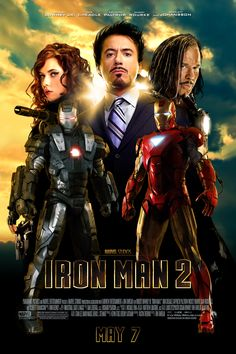 Iron Man 2 movie budget and collection Poster Marvel, Marvel Movie Posters, Iron Men, Avengers Film, The Avengers, Black Widow Fighting, Iron Man 2 2010, Films Marvel, Iron Man Movie
