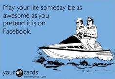 ... yea... one day it might be... enjoy your fake internet life, im enjoying the real life off the net.