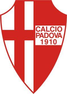 Calcio Padova Soccer Teams, Football Team Logos, Soccer Logo, Sports Team Logos, Football Soccer, Padua Italy, Team Mascots, Soccer World, Badge