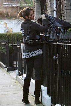 Princess Kate At Kensington Palace