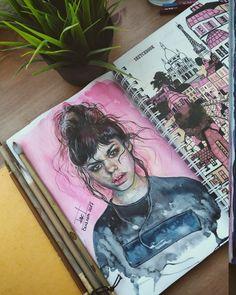 Drawing Doodles Sketchbooks - ̗̀ saith my he A rt ̖́- - Sketchbook Layout, Gcse Art Sketchbook, Sketchbooks, Sketchbook Ideas, Sketching, Kunstjournal Inspiration, Sketchbook Inspiration, Art Sketches, Art Drawings