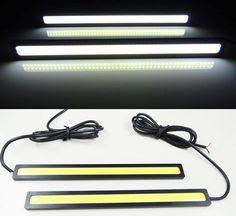 $0.71 (Buy here: https://alitems.com/g/1e8d114494ebda23ff8b16525dc3e8/?i=5&ulp=https%3A%2F%2Fwww.aliexpress.com%2Fitem%2F1Pcs-Car-styling-Ultra-Bright-12W-LED-Daytime-Running-lights-DC-12V-17cm-100-Waterproof-Auto%2F32662750757.html ) 1Pcs Car styling Ultra Bright 12W LED Daytime Running lights DC 12V 17cm 100% Waterproof Auto Car DRL COB Driving Fog lamp for just $0.71
