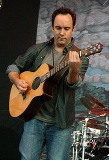 Dave Matthews Band: I saw them twice in 1996. I would love to see them again.