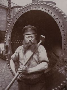 Back when men were men. The Boiler Maker