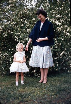Easter 1950s