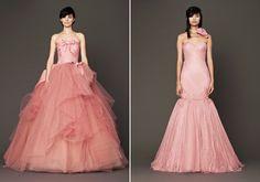 Ilyen az, amikor a szoknyára kerül a hangsúly. Wedding Gowns, Wedding Day, Bride Look, Prom Dresses, Formal Dresses, Fall Collections, Vera Wang, Perfect Wedding, Wedding Inspiration