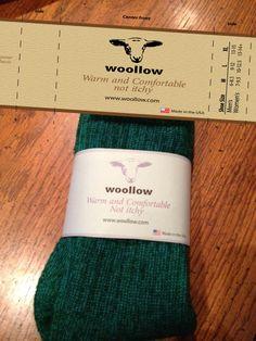 wool socks packaging