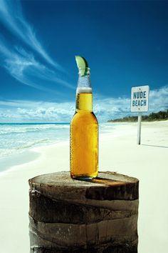 Nude Beach...  Esto si que es soñar... pero bueno ya llegaremos a impartir los Spanish courses en estas playa ;)  www.abchumboldt.com