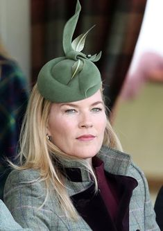 Queen Elizabeth, The Prince of Wales and Duchess of Cornwall, Autumn Phillips and Peter Phillips. Camilla wore a red wool coat by Burberry Princess Charlene, Crown Princess Victoria, Princess Kate, Autumn Phillips, Peter Phillips, Sally Ann, Queen Margrethe Ii, Highland Games, Charlene Of Monaco