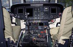 IAR 316 ALOUETTE III interior - by IAR Brasov