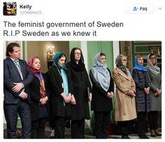 Swedish Femininst Government.